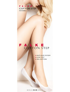 Falke Cotton Step Shoe Liners