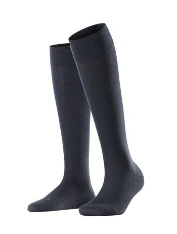 Falke Sensitive Berlin Women's Knee High Socks dark navy