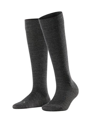 Falke Sensitive Berlin Women's Knee High Socks anthracite mel.