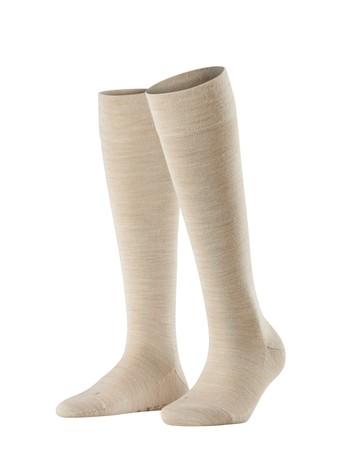 Falke Sensitive Berlin Women's Knee High Socks linnen mel