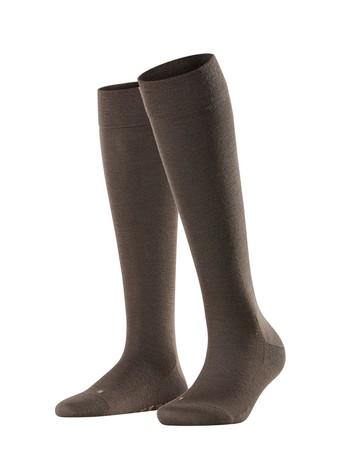 Falke Sensitive Berlin Women's Knee High Socks darkbrown
