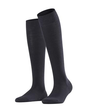 Falke Softmerino Knee High Socks dark navy