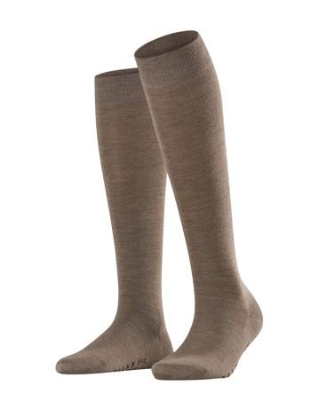 Falke Softmerino Knee High Socks pebble