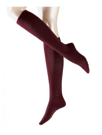 Falke Merino Wool Knee High Socks barolo