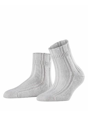 Falke Bedsock Ladies Socks silver