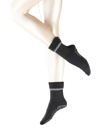 Falke Cuddle Pads Casual Socks anthracite mel.