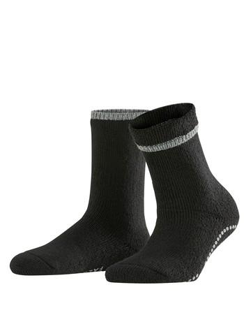 Falke Cuddle Pads Ladies Socks black
