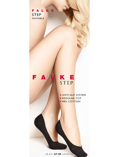 Falke Step Invisible Cotton Footlet