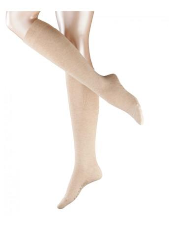 Falke Family Knee High Socks sand melange