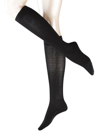 Falke Family Knee High Socks black