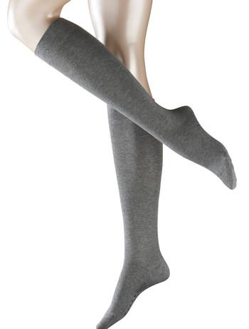 Falke Family Knee High Socks greymix