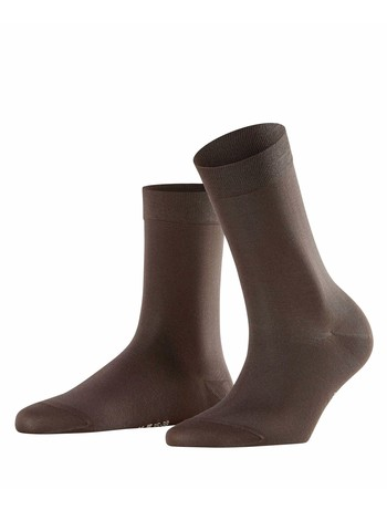 Falke Cotton Touch Ladies Socks anthrazit