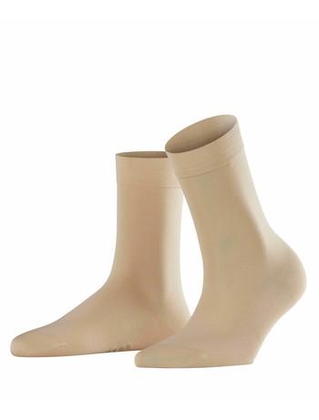 Falke Cotton Touch Ladies Socks cream