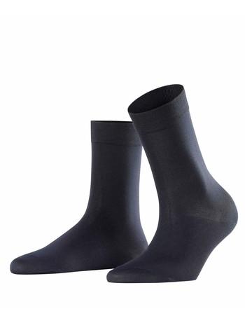 Falke Cotton Touch Ladies Socks dark navy