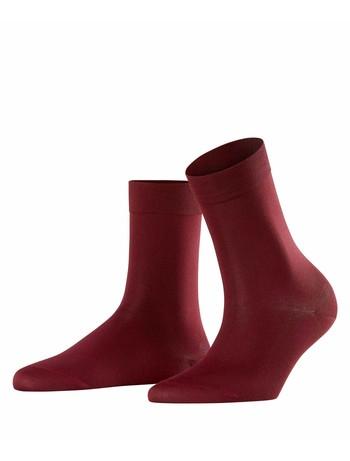 Falke Cotton Touch Ladies Socks barolo