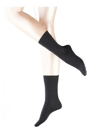 Falke Sensitive London Ladies Anklets anthracite mel.