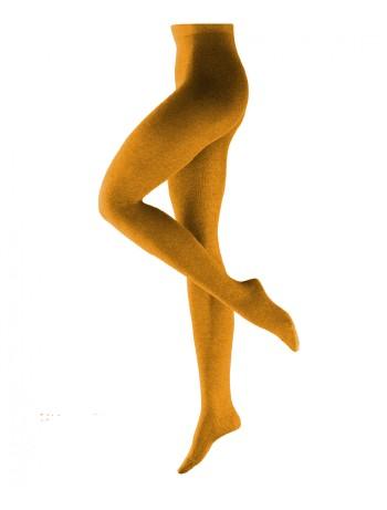 Falke Family Cotton Tights amber