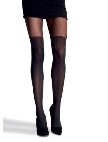 Franzoni Lanciata tights black