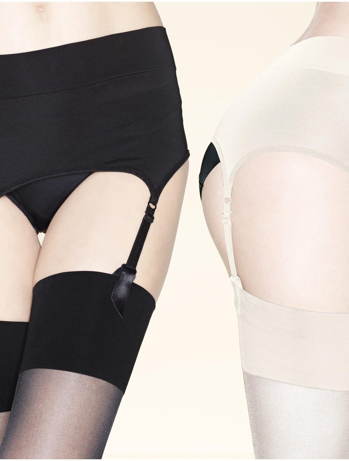 gerbe porte jarretelles sensation garter belt. Black Bedroom Furniture Sets. Home Design Ideas