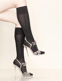 Gerbe MiBas Futura 40 Knee High Socks