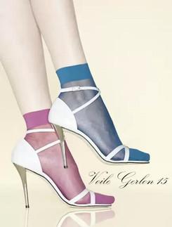 Gerbe Voile Gerlon 15 Ankle Socks