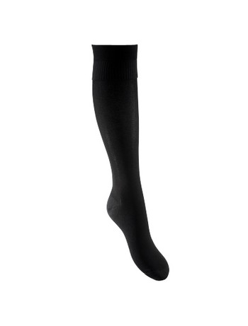 Gilofa 2000 support Knee Highs unisex black