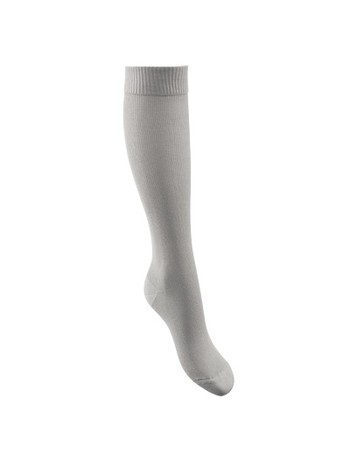 Gilofa 2000 support Knee Highs unisex silver