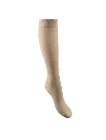 Gilofa 2000 support Knee Highs unisex beige