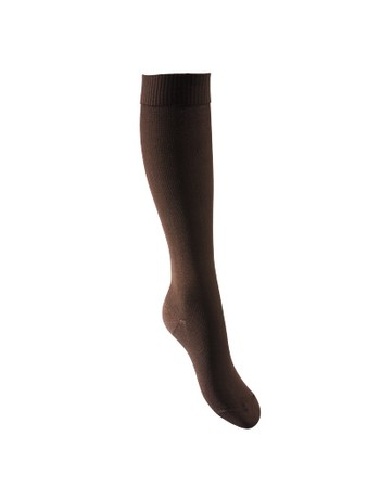 Gilofa 2000 support Knee Highs unisex brown