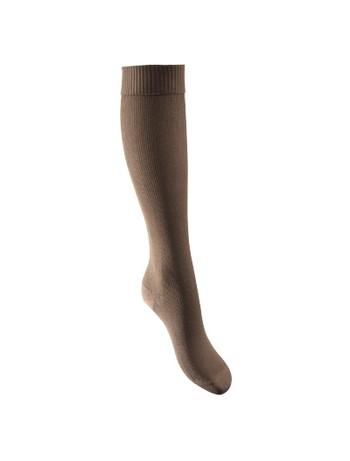Gilofa 2000 support Knee Highs unisex caramel