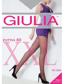 Giulia Extra 40 Compression Tights Plus Size