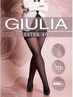 Giulia Extra 40 Compression Tights Plus Size