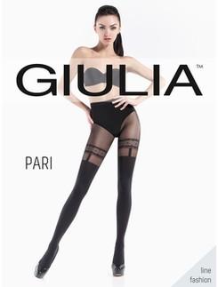 Giulia Pari 60 #20 hold-up design tights