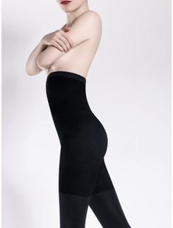 Giulia Talia Control 100 long modelling pantyhose
