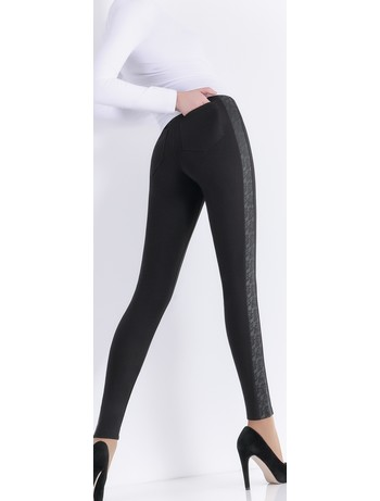 Giulia Leggy Strong #11 - Leggings nero