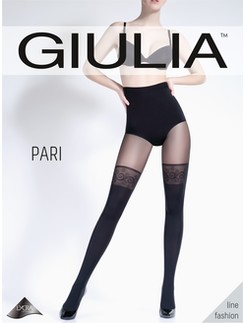 Giulia Pari 60 #25 Tights with Over-knee Look
