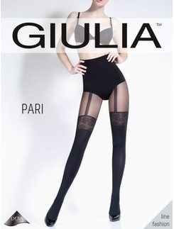 Giulia Pari 60 #26 suspender design tights