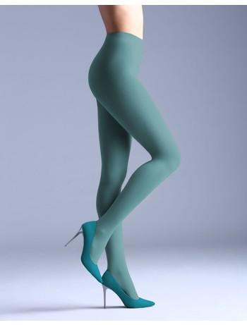 Giulia Samba 40 colored tights neo mint