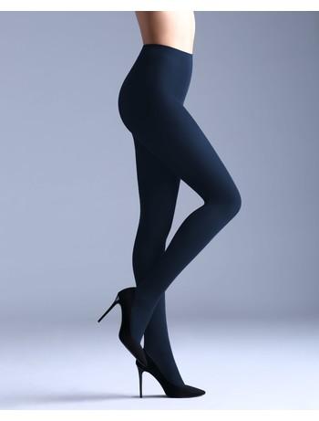 Giulia Samba 40 colored tights navy peony