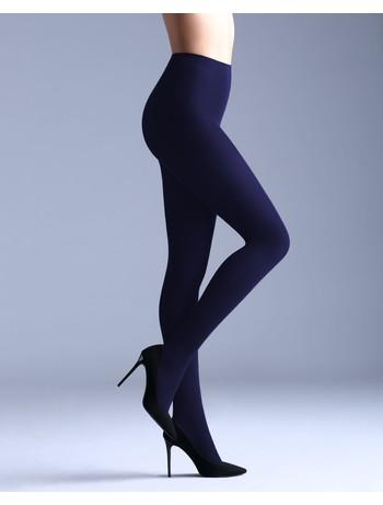 Giulia Samba 40 colored tights deep navy