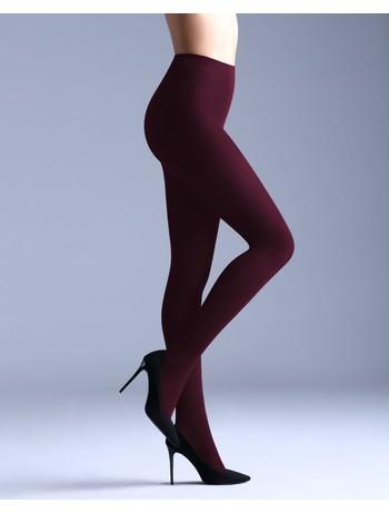 Giulia Samba 40 colored tights marsala