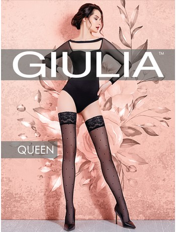 Giulia Queen 20 #1 hold-ups