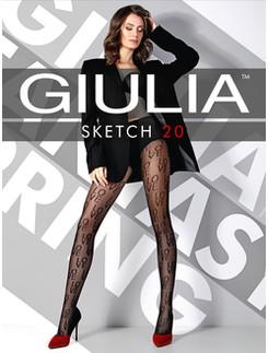 Giulia Sketch 20 #1 patternd tights