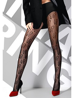 Giulia Sketch 20 #1 patternd tights