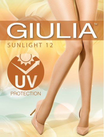 Gulia Sunlight 12 UV-protection tights