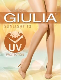 Giulia Sunlight 12 UV-protection tights