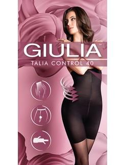 Giulia Talia Control 40 modelling pantyhose