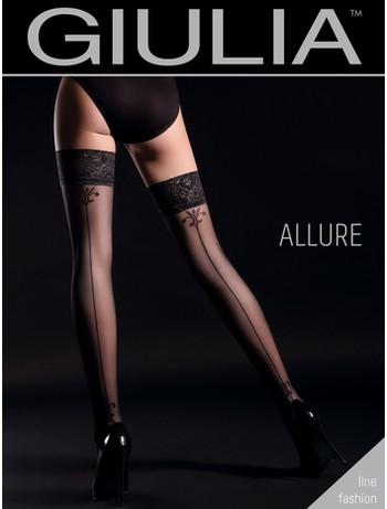 Giulia Allure 20 #4 Fashion Hold-Ups nero