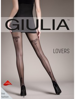 Giulia Lovers 20 #5 Tattoo Tights
