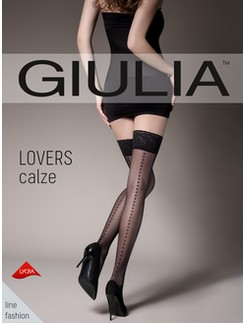 Giulia Lovers Calze 20 #2 Back Seamed Stockings